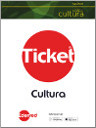 Adesivo Ticket Cultura