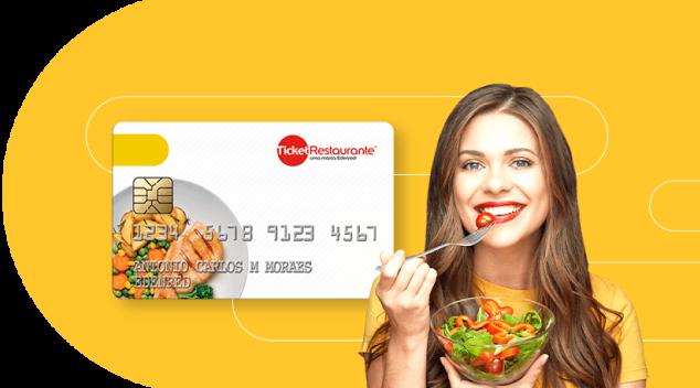 Icone Ticket restaurante: garantia de casa cheia e clientes mais satisfeitos.
