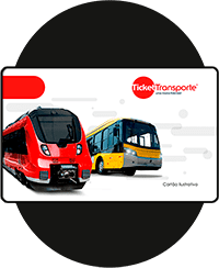 cartao Ticket Transporte