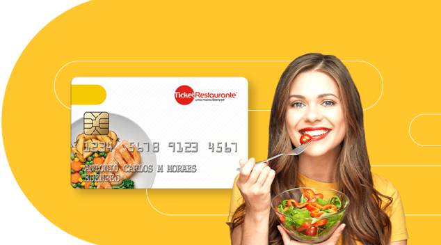 Icone Ticket Restaurante: colaboradores mais satisfeitos e mais produtivos com o cartão vale refeição da Ticket