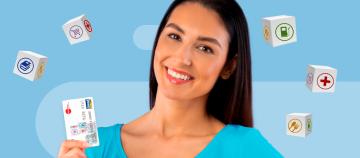 Icone Ticket Plus: multiplique o poder de compra de seus colaboradores com o adiantamento salarial.