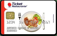 Cartão Ticket Restaurante