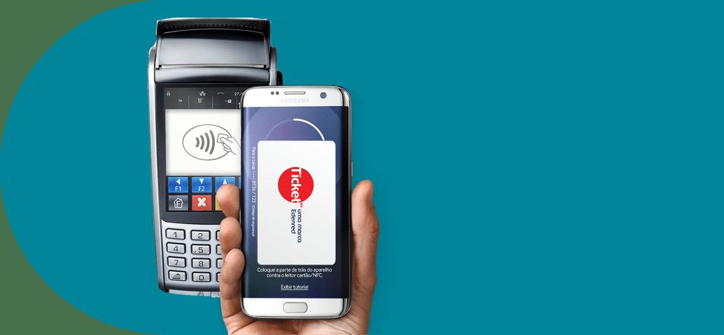 Com Samsung Pay você está sempre na frente