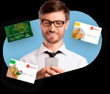 Icone mobile Bem vindo ao novo portal Ticket