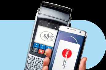 Ícone para mobile do produto Samsung Pay