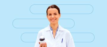 Icone Ganhe descontos exclusivos nas redes Drogaria São Paulo, Drogarias Pacheco e Farmácias Pague Menos!