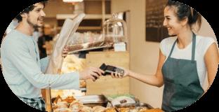 Icone O estabelecimento que você frequenta ainda não aceita Samsung Pay? Veja como fazer.