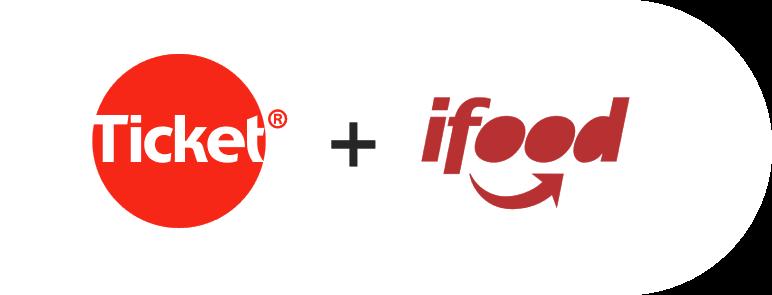 Ícone para desktop do produto Ticket + Ifood