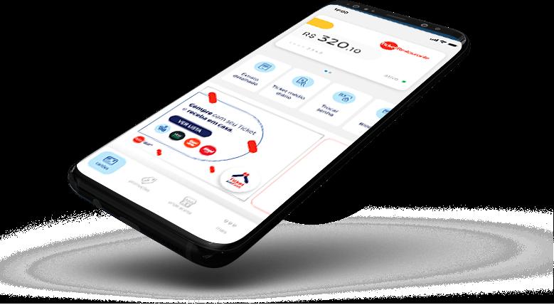 Ícone para desktop do produto Aplicativo Oficial Ticket