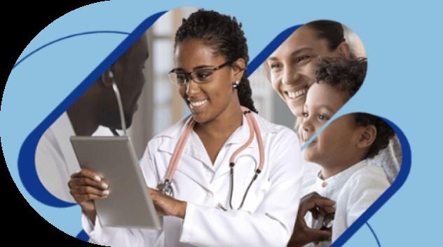 Icone Ticket Saúde é uma plataforma completa de benefícios à saúde.