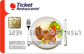 Ticket Restaurante com PAT