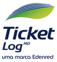 Logo da Ticket Log: uma marca Edenred