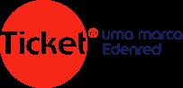 Logo da Ticket: uma marca Edenred