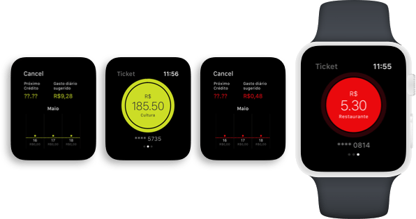 App Ticket também para Apple Watch
